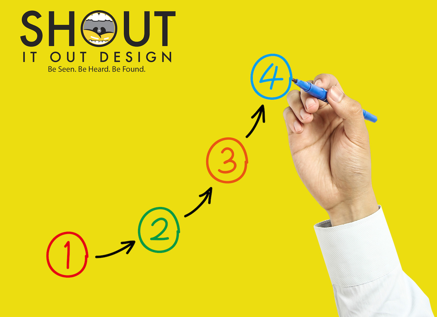 shout it out design