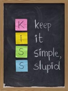 keep-it-simple-stupid
